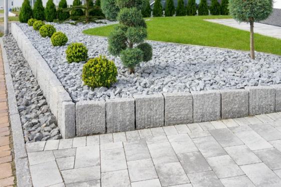 Paysagiste aménagement jardin Luc-sur-Mer