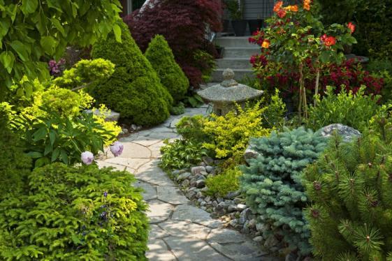 agencement jardin